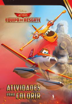 Leyaonline - Aviões: Equipa de Resgate - Atividades Para