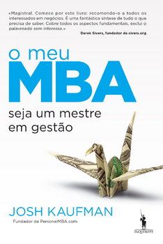 O Meu MBA - eBook