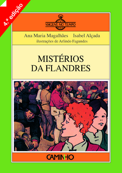 Mistérios da Flandres - eBook