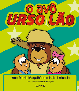 O Avô Urso Lão - eBook