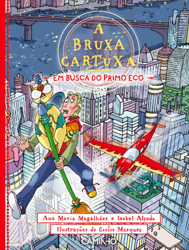 A Bruxa Cartuxa em Busca do Primo Eco - eBook
