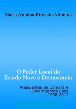 O Poder Local do Estado Novo à Democracia - eBook