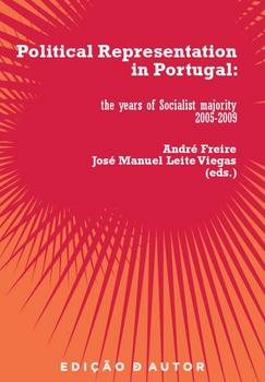 Political Representation in Portugal The Years of the Socialist Majority, 2005-2009 - eBook