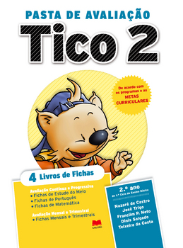 Tico 2º Ano - Pack Metas Curriculares