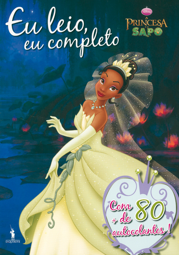 Leyaonline - A Princesa e o Sapo - Eu Leio, Eu Completo
