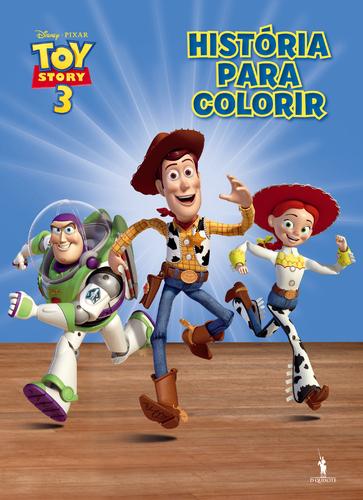 Leyaonline - Toy Story 3 - Histu00f3ria Para Colorir - DISNEY