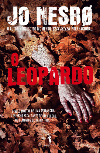 O Leopardo (Harry Hole #8)