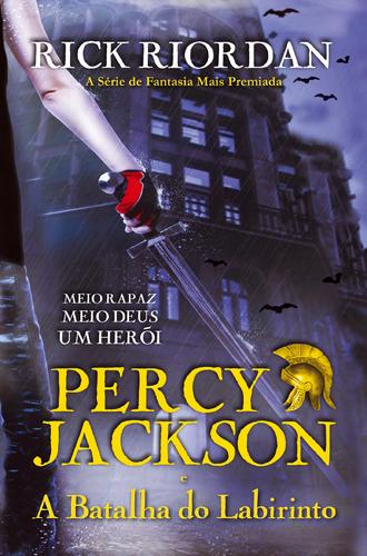 Leyaonline - Percy Jackson e a Batalha do Labirinto
