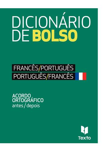 Dicionario de Francês-Português - Fluminense