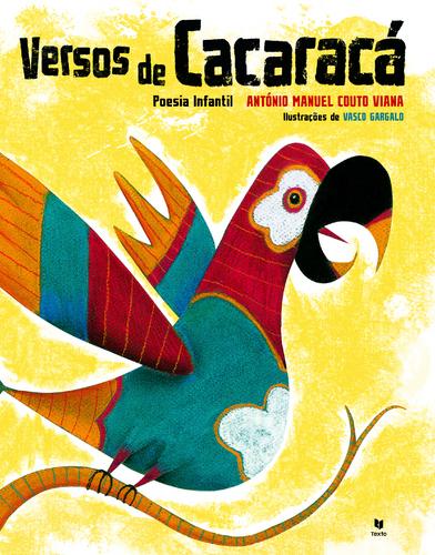 Leyaonline - Versos De Cacaracá - VIANA, ANTONIO MANUEL COUTO