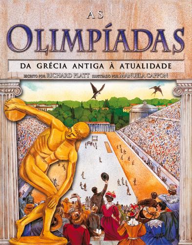 Leyaonline - As Olimpíadas da Grécia Antiga À Atualidade