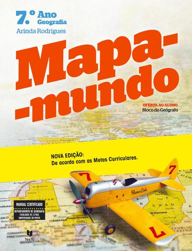 mapa mundo 7 Leyaonline   Manual Mapa Mundo 7.º ano mapa mundo 7