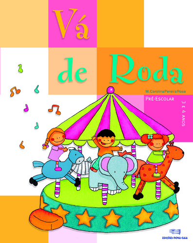 Vá de Roda 1º Ano - Língua Portuguesa - Maria Carolina ...