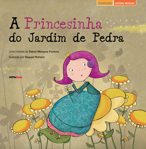 flores do jardim letra:Leyaonline – A Princesinha Do Jardim De Pedra – FERREIRA, DANIEL
