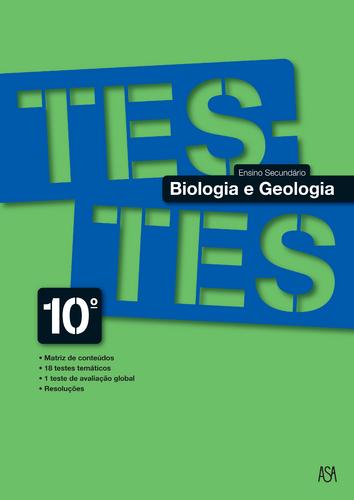 Leyaonline - Testes Biologia Geologia 10º Ano - Vários autores