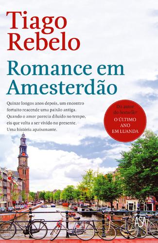 Romance em Amesterdão [Reedição]