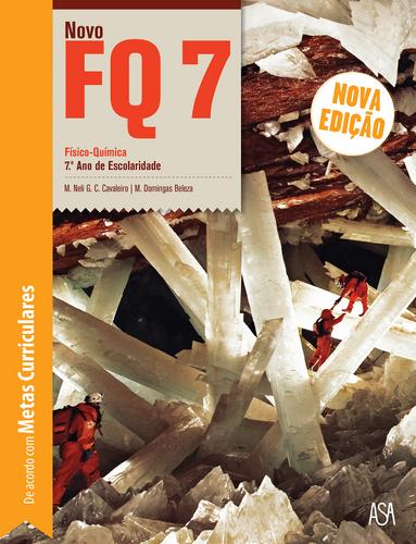 Leyaonline - Novo FQ 7 Físico-Química 7.º ano - 20 Acesso