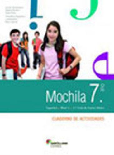 Mochila Espanhol 7º ano nível 1 Manual
