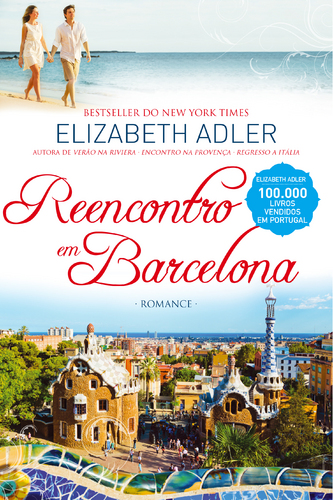 Reencontro em Barcelona (Mac Reilly #4)
