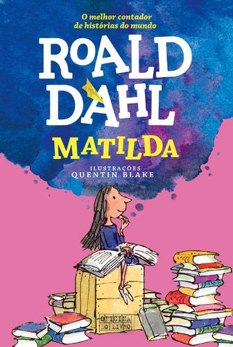 Leyaonline - Matilda - DAHL, ROALD